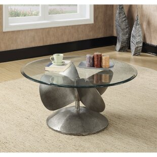 Mcnulty Industrial Coffee Table by Williston Forge