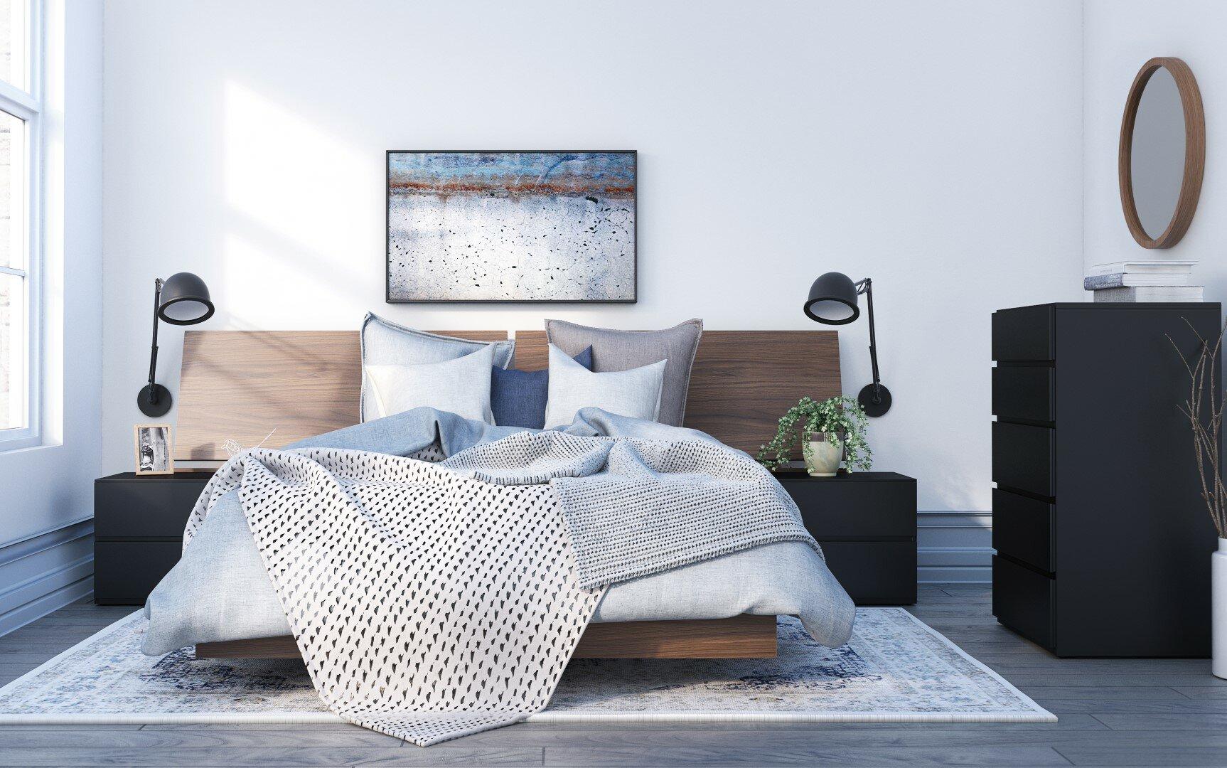 Alianna Platform Bedroom Set