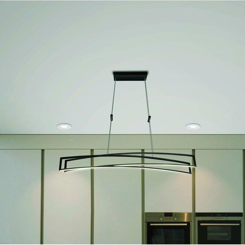Orren Ellis Northgate 2-Light LED Pendant | Wayfair