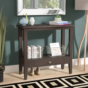 Cerda Merlot Console Table By Latitude Run