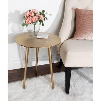 Foundry Select Middleton Sled End Table Wayfair