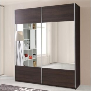 Porto 2 Door Sliding Wardrobe By Selsey Living