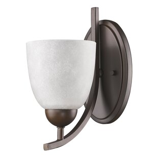 Winston Porter Vannatter 1-Light Bath Sconce