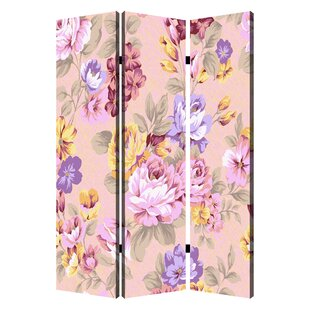 Inspiration 3 Panel Room Divider by Screen Gems
