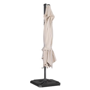 Plastic Free Standing Umbrella Base By Exotan