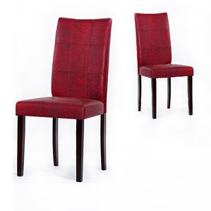 Blaze Parsons Chair (Set of 4) by Warehouse of Tiffany
