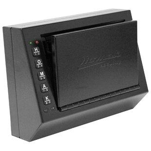 Homak Pistol Box Electronic
