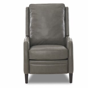Bassford High Leg Leather Power Recliner