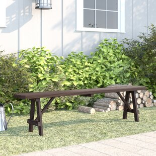 Lalonde Wood Picnic Bench by Loon Peak