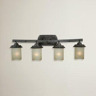 Check Prices Leonie 4-Light Vanity Light ByLaurel Foundry Modern Farmhouse