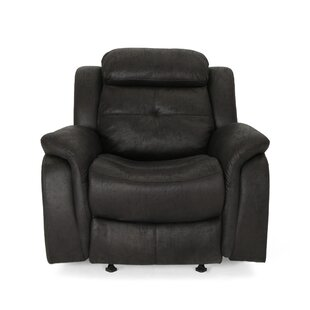 Anndale Traditional Manual Rocking Glider Recliner by Latitude Run
