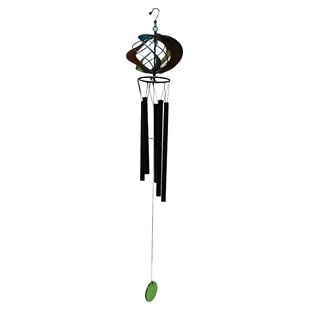 Spiral Wind Chime Image