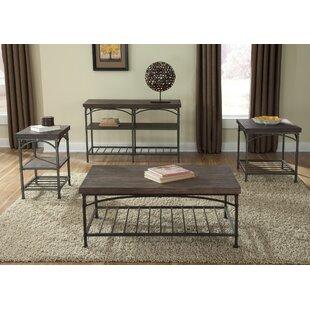 Best Franklin 4 Piece Coffee Table Set ByTrent Austin Design