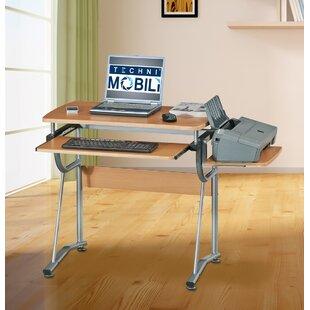Compact Computer Desk by Techni Mobili