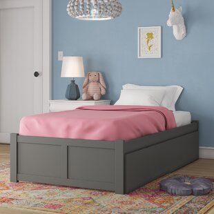Bolick Twin Platform Bed by Isabelle & Max