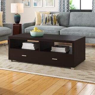 Albright Coffee Table by Latitude Run SKU:CB377495 Check Price