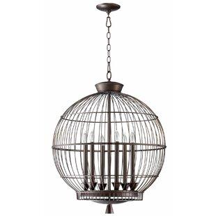 Cyan Design 6-Light Globe Chandelier