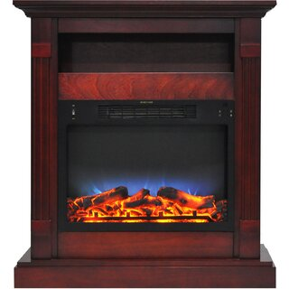 Andillac Electric Fireplace by Loon Peak SKU:BE955660 Details