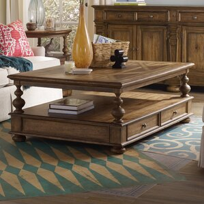 Sanctuary Coffee Table by Hooker Furniture