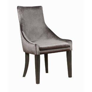 Rosdorf Park Letman Upholstered Dining Chair (Set of 2)