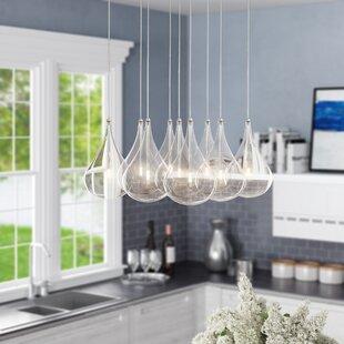 Neal 9-Light Kitchen Island Pendant