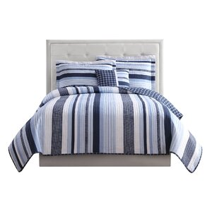 Clayfield Reversible Quilt Set