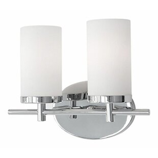 Radionic Hi Tech Aria 2-Light Vanity Light