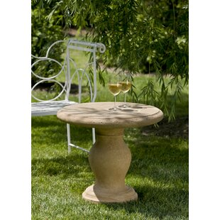 Mcloughlin Stone Side Table