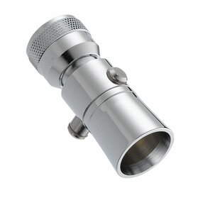 Coupon Universal Showering Components Two-Setting 2.5 GPM Shower Head ByDelta