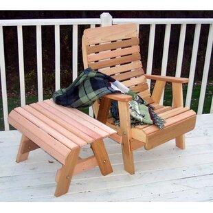 Cedar 2 Piece Conversation Set