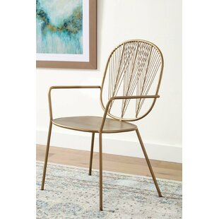 Carone Open Side Chair (Set of 2) by Bungalow Rose