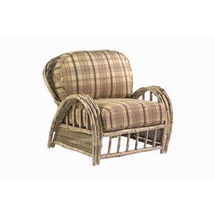 River Run Patio Chair with Cushions by Woodard