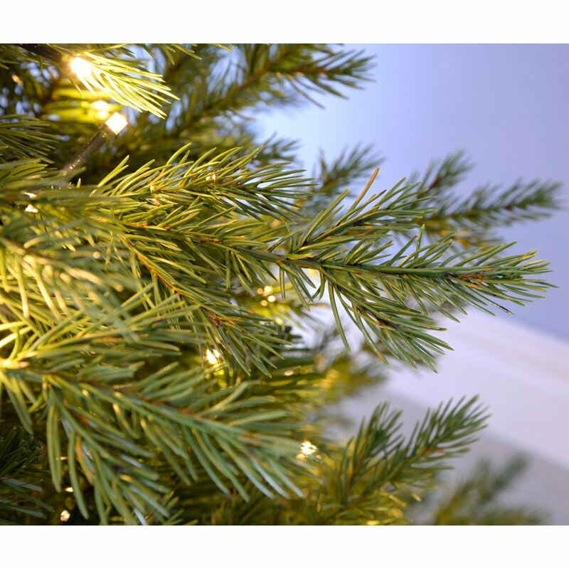 Grand Christmas Tree: The Seasonal Aisle Pre-Lit Grand Alaskan Multi-Function