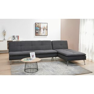 Shop Konen Convertible Reversible Reclining  Sectional by Latitude Run
