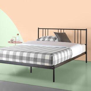 Emsworth Bed Frame By Mercury Row