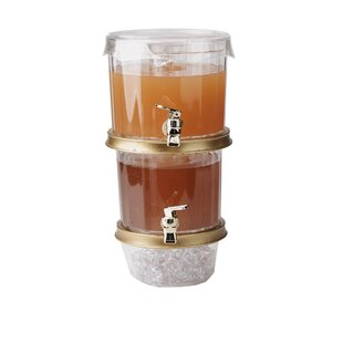 2 Tier 256 oz. Beverage Dispenser