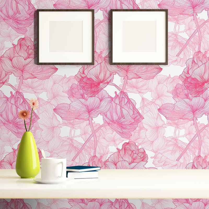 Keiper+Motif+Removable+Peel+and+Stick+Wallpaper+Panel