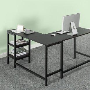 Ferrill L-Shape Desk By Brayden Studio
