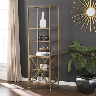 Pearl Street Etagere Bookcase