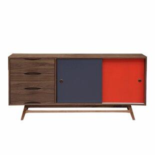 Color Pop Series Credenza