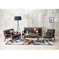Deals on Latitude Run Calla 3 Piece Living Room Set