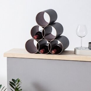 Redondo 6 Bottle Wine Rack By Rund:Stil