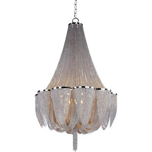 Rosdorf Park Samia 14-Light Chandelier