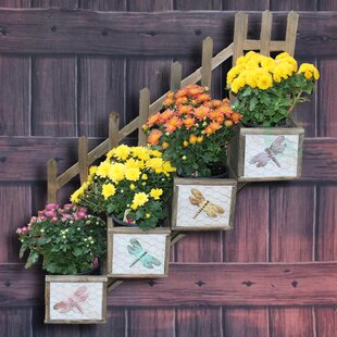 Wood Vertical Garden