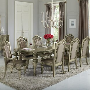 Liola 9 Piece Dining Set Astoria Grand