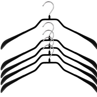 Great Price Bodyform Jacket Non-Slip Hanger (Set of 5) By Mawa