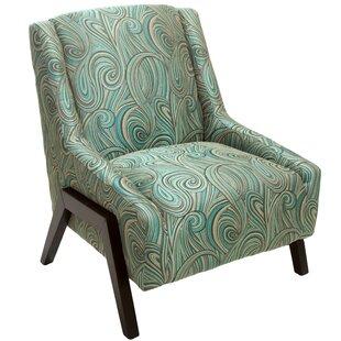 Latitude Run Breezewood Occasional Slipper Chair