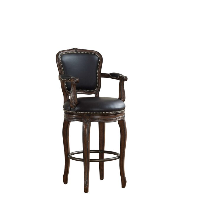 Magnificent Swivel Bar Stool Ibusinesslaw Wood Chair Design Ideas Ibusinesslaworg