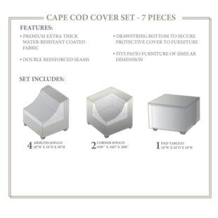TK Classics Cape Cod Winter 7 Piece Cover..