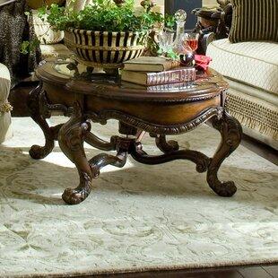 Michael Amini Chateau Beauvais Coffee Table